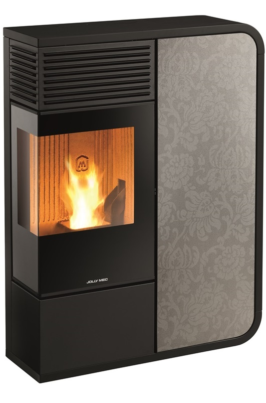 poele granule fabulous pole granuls stove italy with. Black Bedroom Furniture Sets. Home Design Ideas